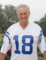 Don in Manning jersey