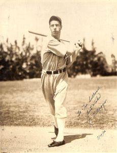 1936 Joe DiMaggio Signed and Inscribed Photo