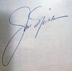 1966 Jack Nicklaus Signature