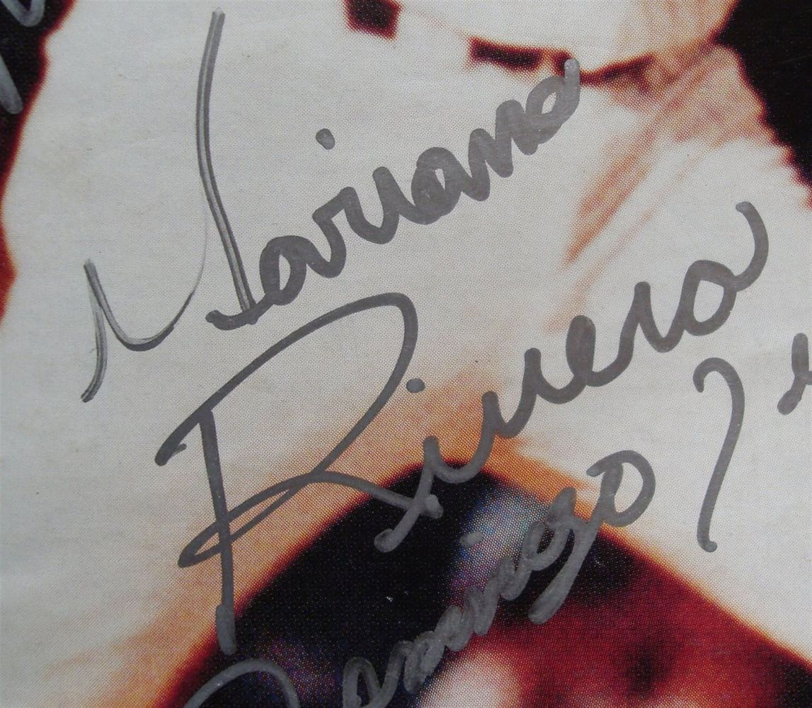 sports shoes 070ac 75944 Mariano Rivera   PSA AutographFacts™