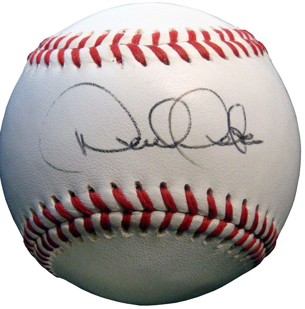 Derek Jeter Psa Autographfacts