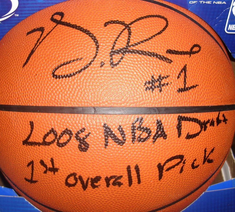 hot sale online 8eccd 92344 Derrick Rose | PSA AutographFacts™