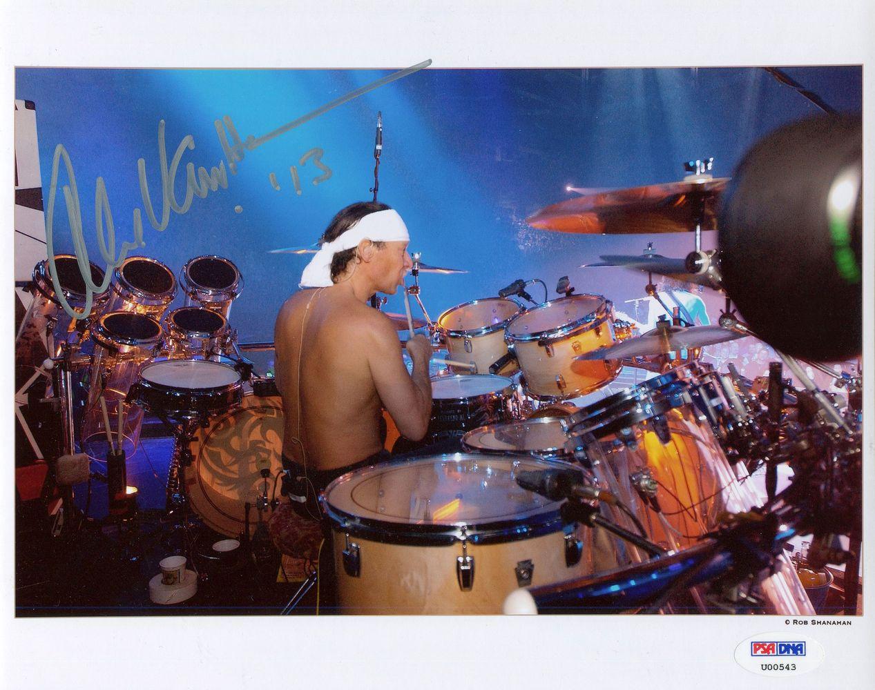 Van Halen Psa Autographfacts Wiring Diagram For Eddie View Gallery