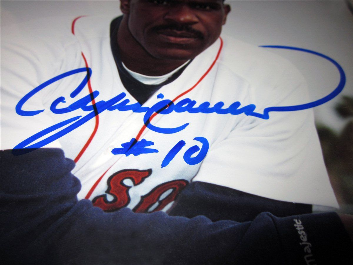 huge selection of 21c27 18756 Andre Dawson | PSA AutographFacts™