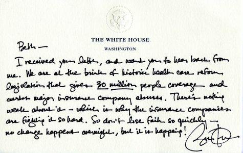 U S Presidents Barack Obama Images Psa Autographfacts