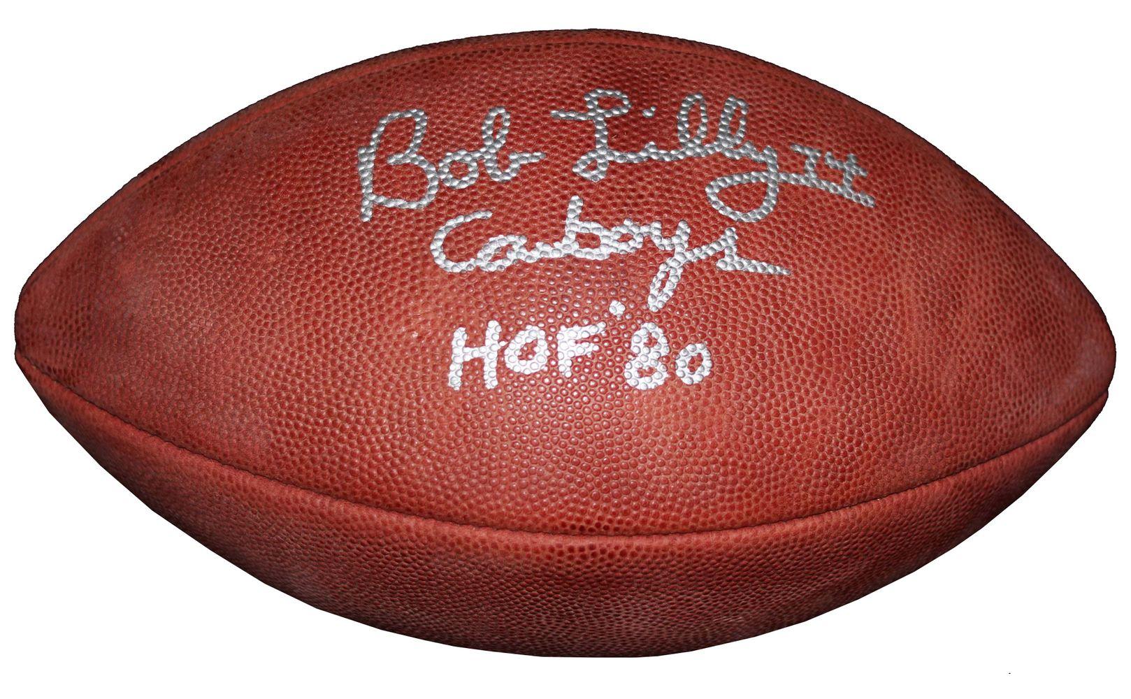 quality design 1f283 0853c Bob Lilly | PSA AutographFacts™