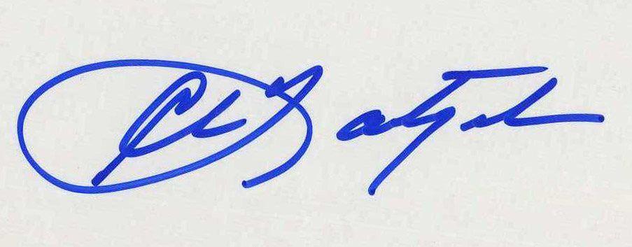 Carl Yastrzemski Psa Autographfacts