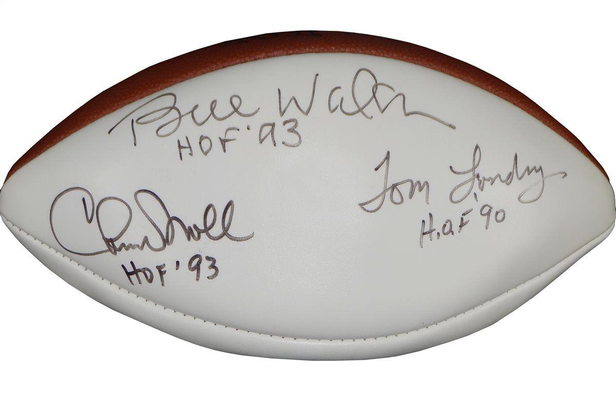Chuck Noll Psa Autographfacts