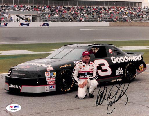 16 Best Dale Earnhardt Sr 3 Images On Pinterest: PSA AutographFacts™