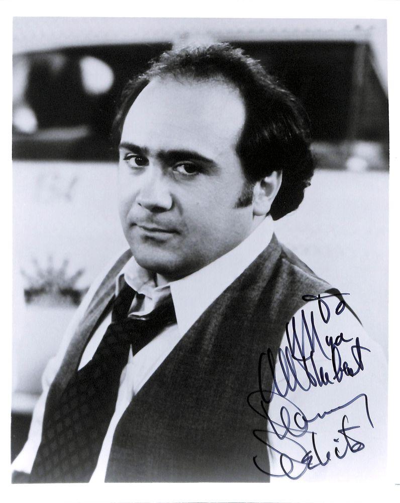 Danny Devito Psa Autographfacts