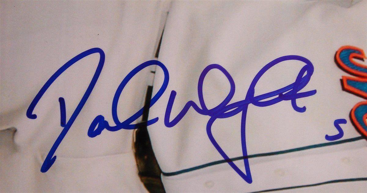 Baseball david wright images psa autographfacts for David wright signature