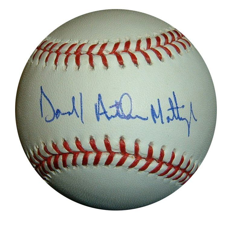 Don Mattingly Psa Autographfacts