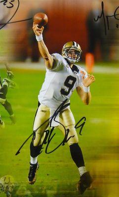 Drew Brees Psa Autographfacts