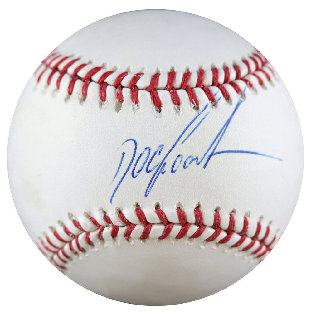 new products db1b7 0de4b Dwight Gooden | PSA AutographFacts™