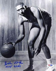 Earl Lloyd Signed Photo
