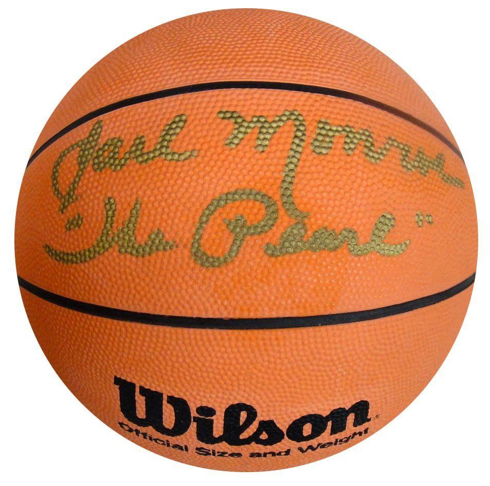 Basketball Earl Monroe