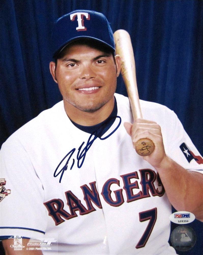 b0d78412c Ivan Rodriguez   PSA AutographFacts™