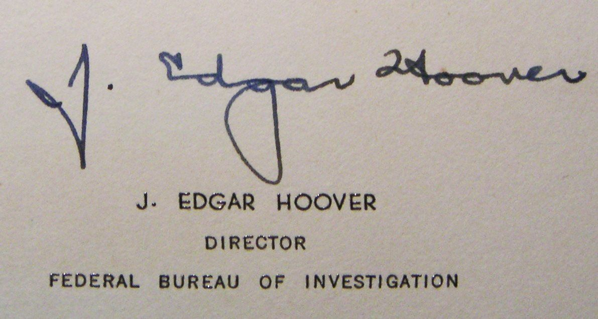 the rise to power of j edgar hoover Courtney cooper, hoover the mid-1930s were an important turning point for j edgar hoover's bureau it had just defeated a series of dangerous gangsters.