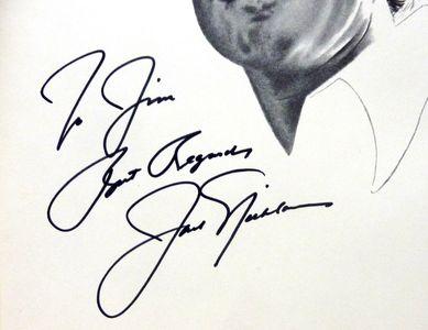Jack Nicklaus Signature Closeup