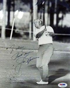 Jack Nicklaus Signed Photo