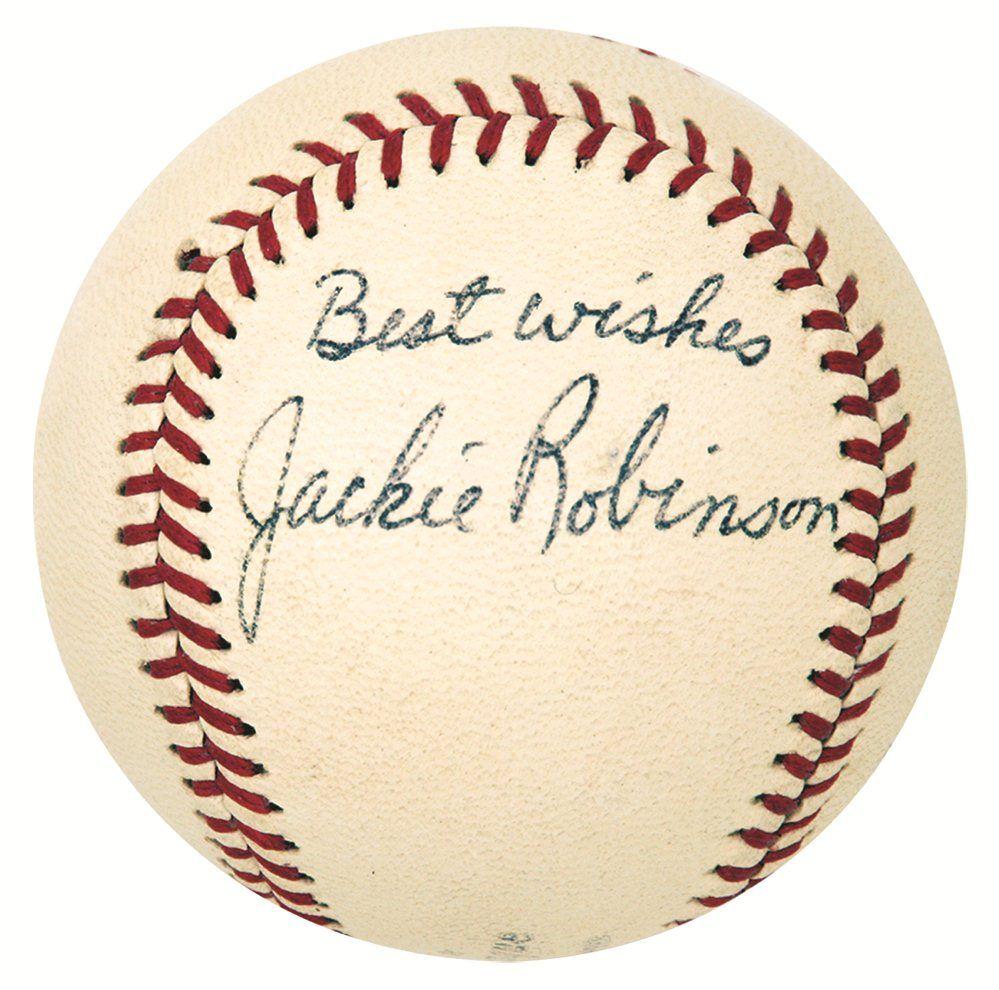 Jackie Robinson Psa Autographfacts