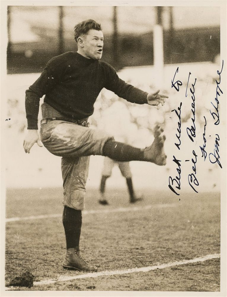thorpes essays Jim thorpe, one of the greatest athletes of all time, is best known for receiving olympic gold medals in the pentathlon and the decathlon.