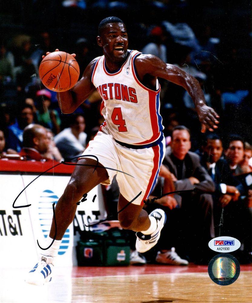 Basketball Joe Dumars
