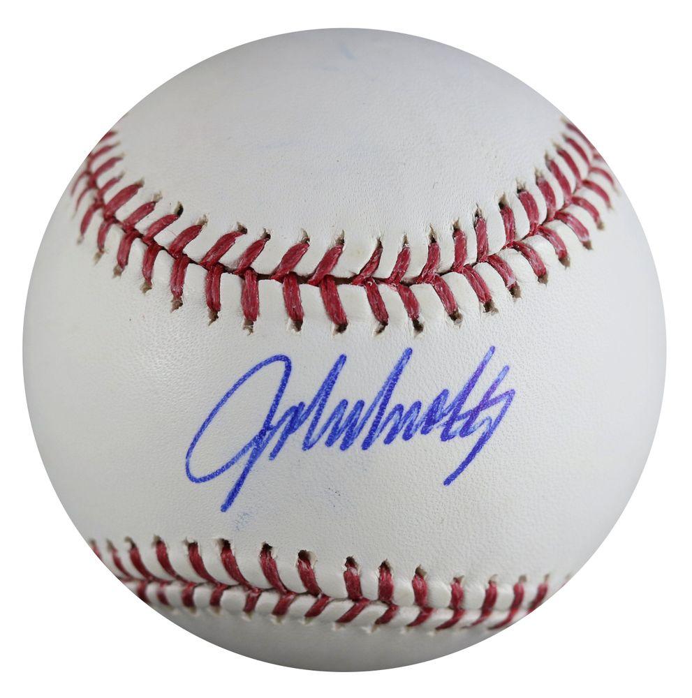 John Smoltz Psa Autographfacts