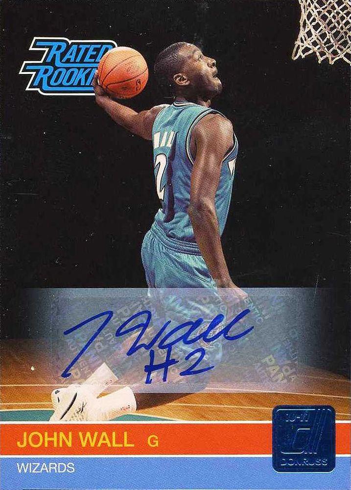 big sale 012bd adedf Basketball - John Wall - Images | PSA AutographFacts™