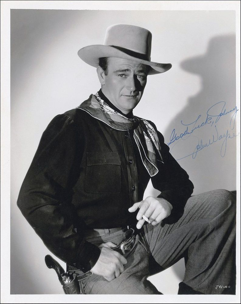a biography of john wayne one of americas greatest actors and directors of all time Wayne never told anyone what she said and john ford the director never did   john wayne, actor: and if she goes you way she will be all  i was brought  to the united states of america by one of the greatest actors of all time, charles  laughton  king: her name at birth was maureen fitzsimmons.