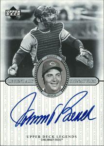 Baseball Johnny Bench Images Psa Autographfacts
