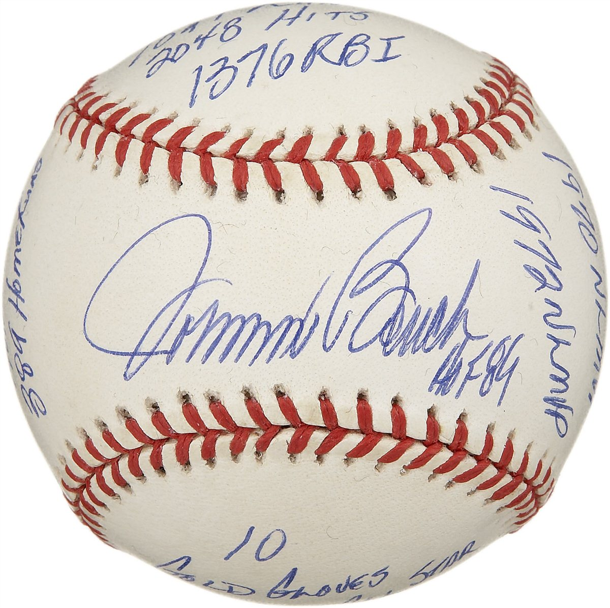 Good Johnny Bench Autographed Baseball Part - 13: Johnny Bench. View Gallery. AUTOGRAPH ...