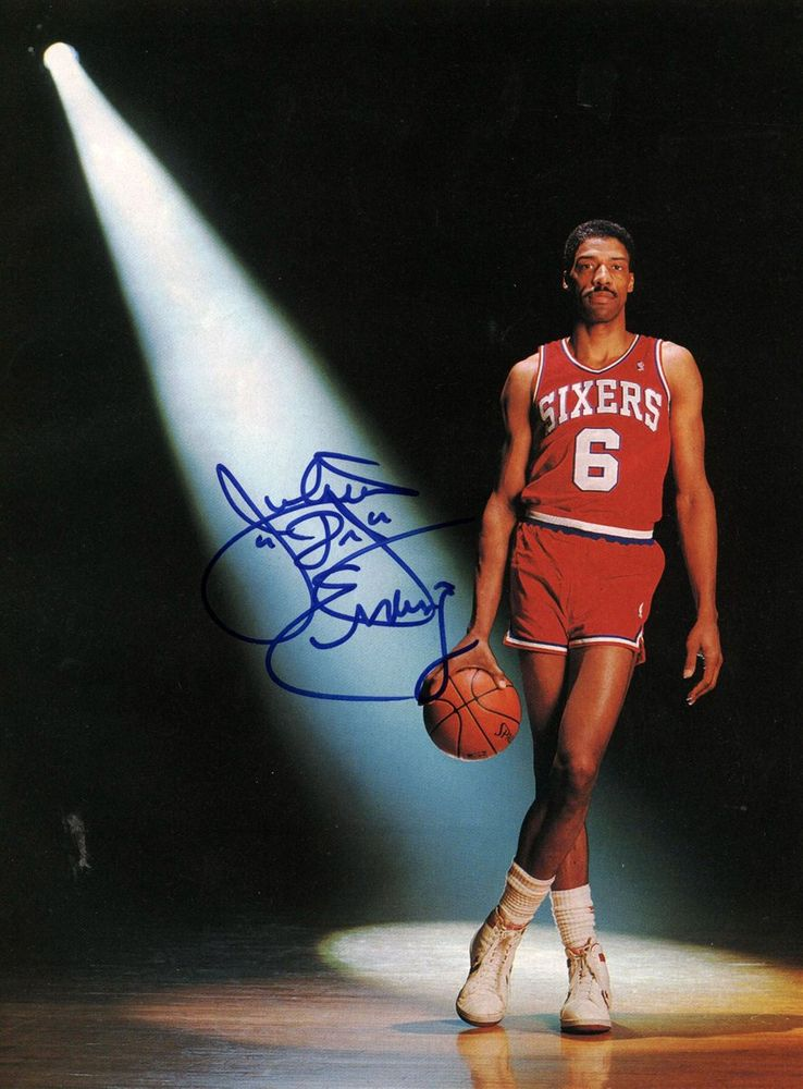 Julius Erving | PSA AutographFacts™