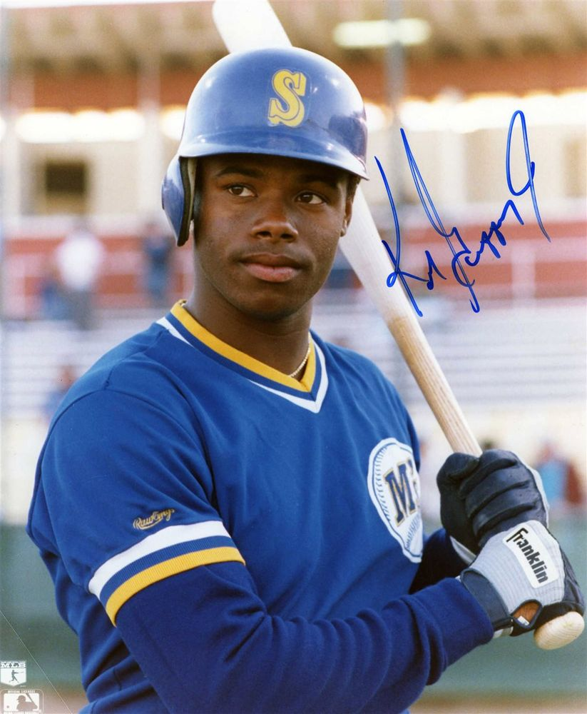 Ken Griffey, Jr. | PSA AutographFacts™
