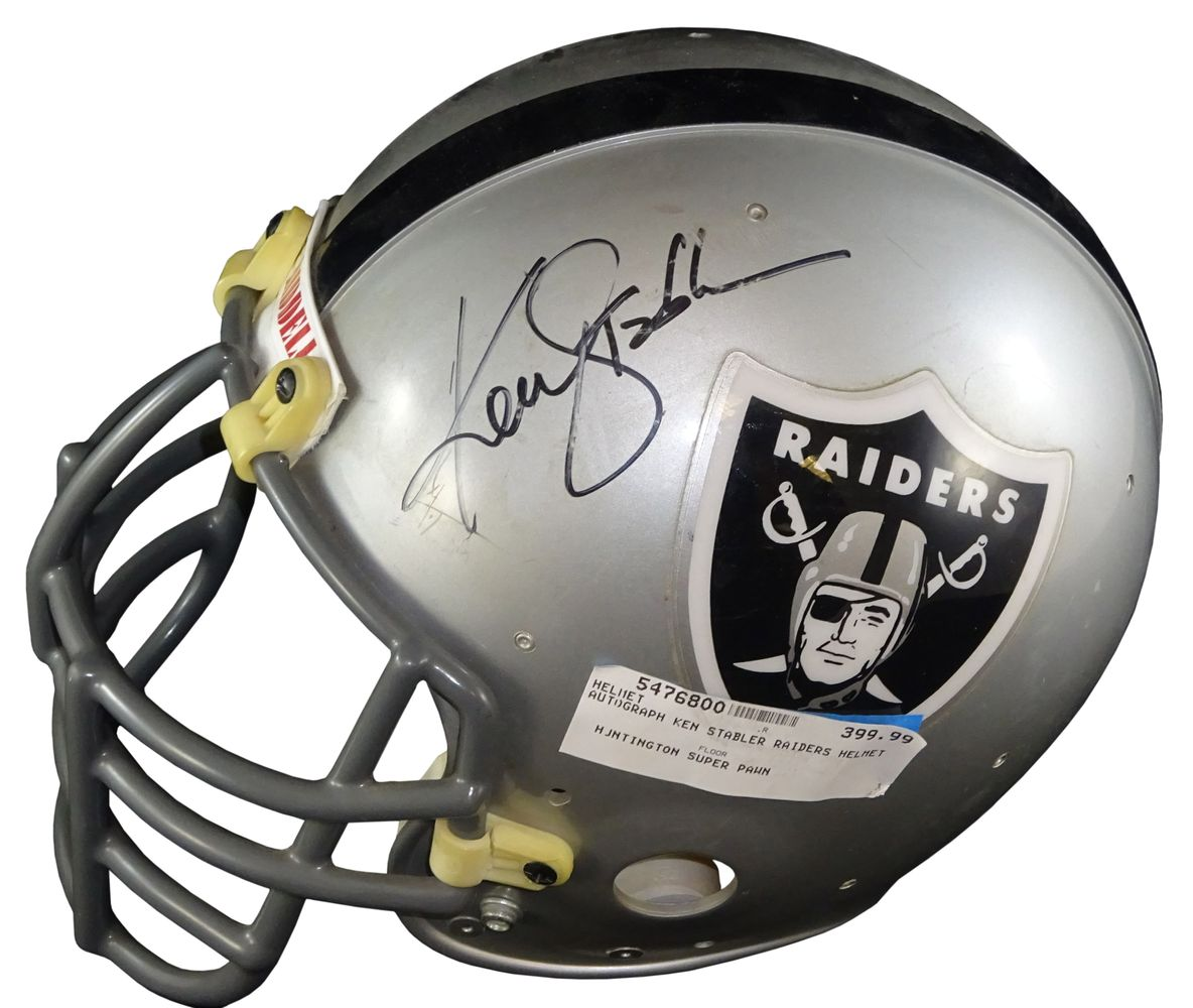 best sneakers dc07f a1d29 Kenny Stabler | PSA AutographFacts™