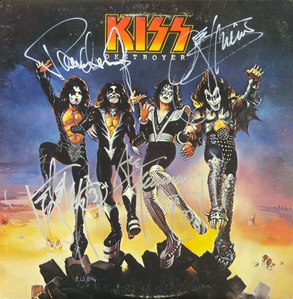 an introduction to the history of the band kiss Each other's history with the band the rock and roll hall of fame induction for his band kiss introduction when he called kiss to.