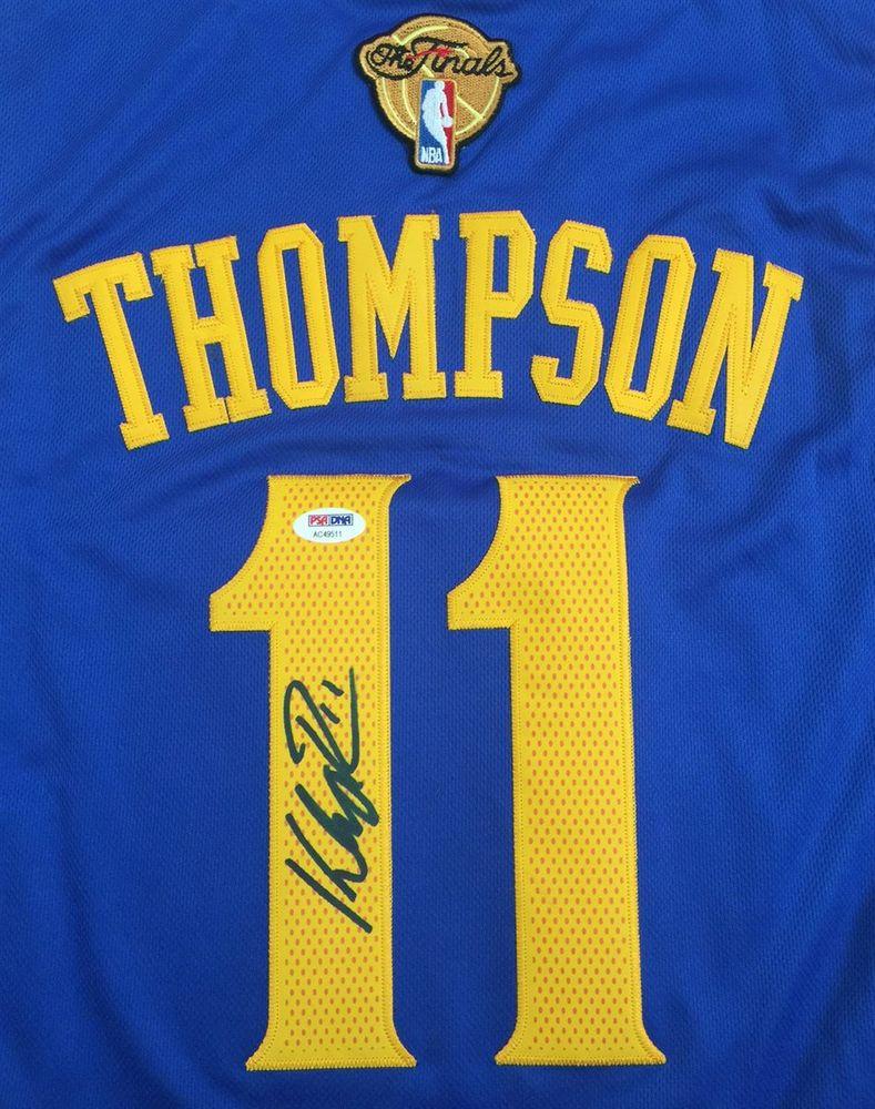 wholesale dealer aba9e 56e38 Basketball - Klay Thompson - Images   PSA AutographFacts™