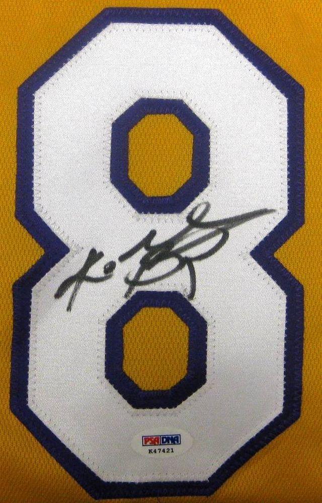 Kobe Bryant Psa Autographfacts