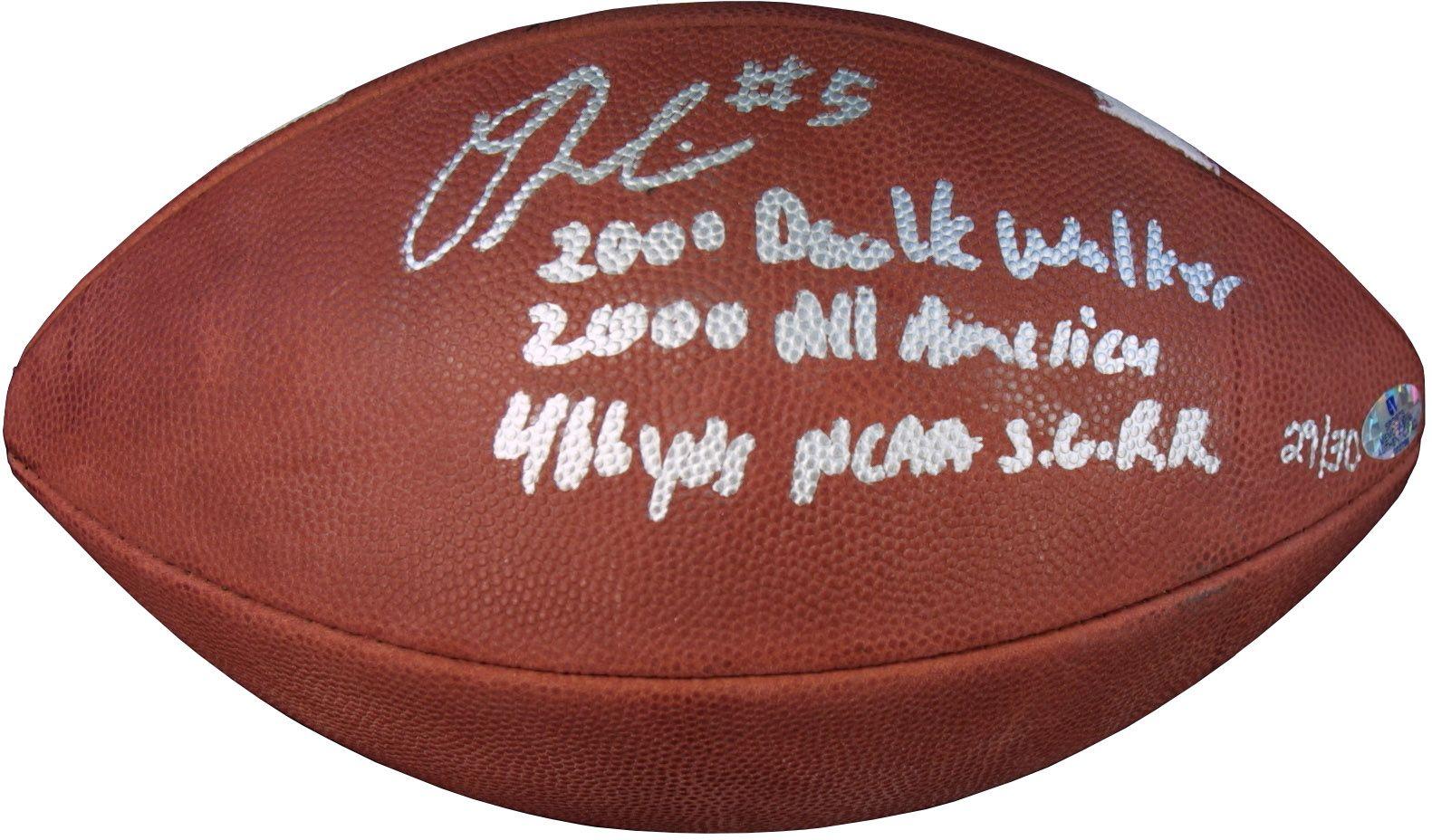 sale retailer 2a683 8e151 LaDainian Tomlinson   PSA AutographFacts™