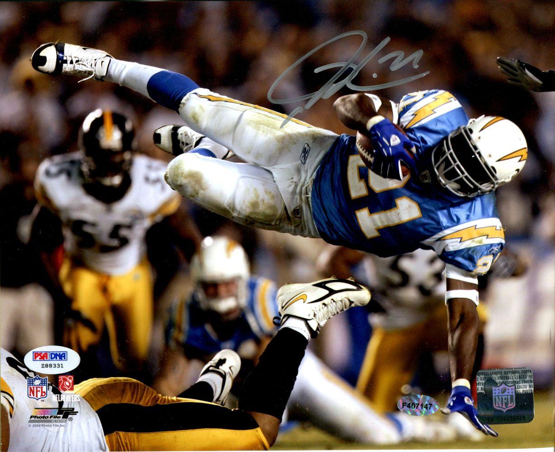 on sale e008e dc549 Football - LaDainian Tomlinson - Images   PSA AutographFacts™