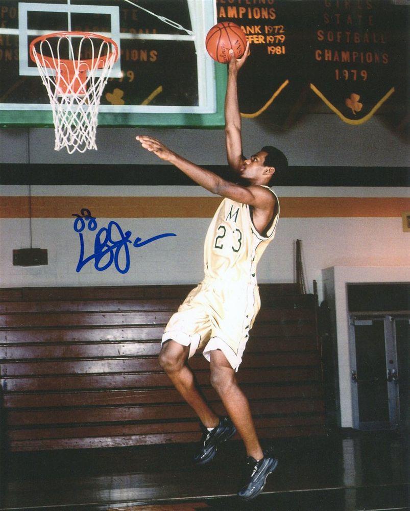 detailed look e9402 d753f Basketball - LeBron James - Images | PSA AutographFacts™