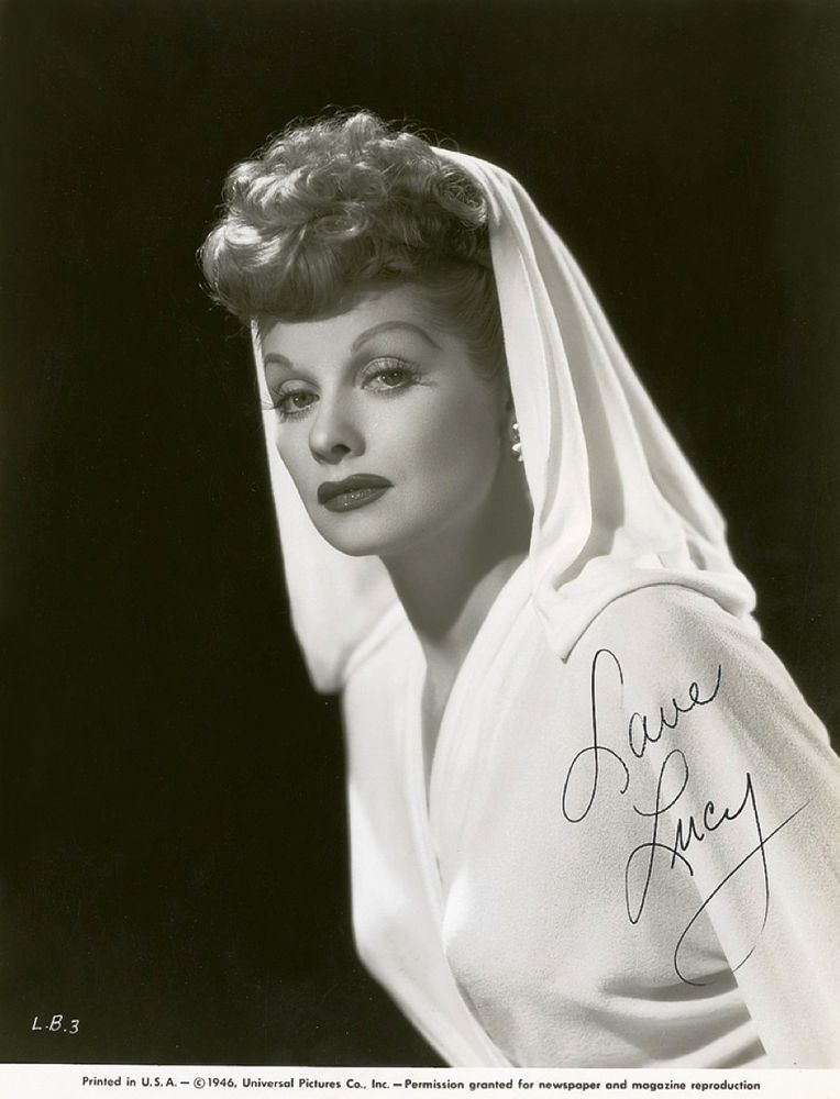 Lucille Ball Room Service