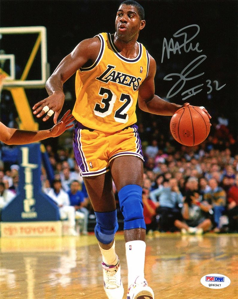 Basketball Magic Johnson