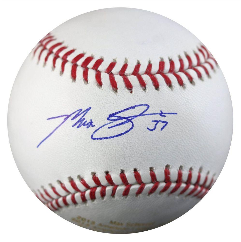 competitive price 6358f bbb19 Max Scherzer | PSA AutographFacts™