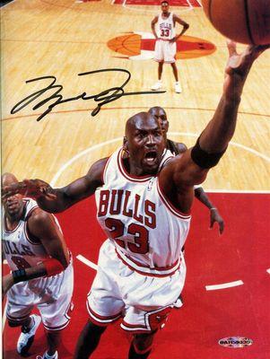 quality design 5d561 ddcd5 Michael Jordan | PSA AutographFacts™