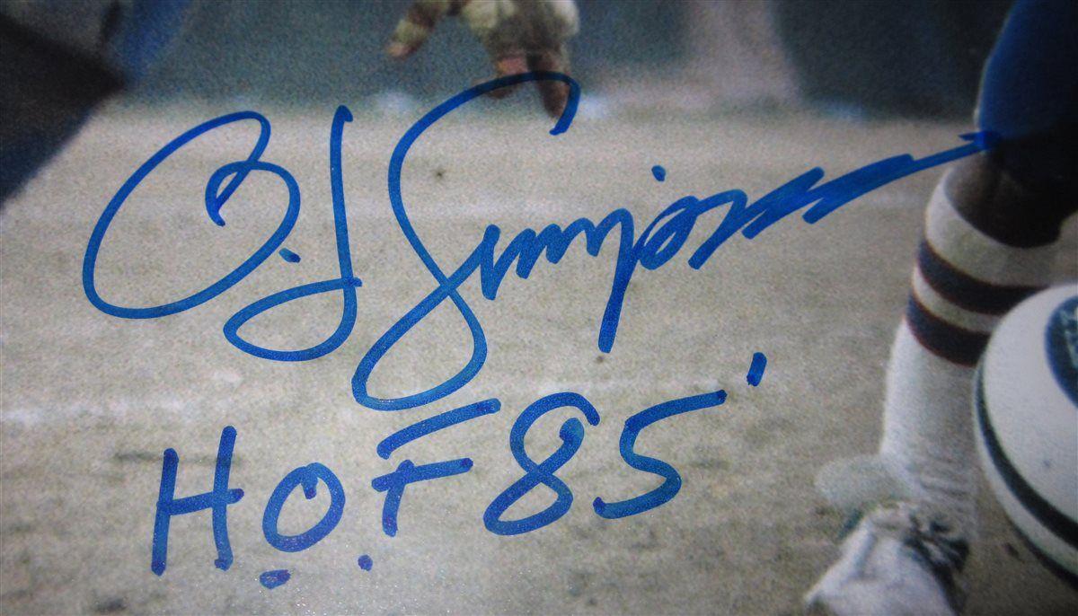 newest 09457 2ae11 O.J. Simpson | PSA AutographFacts™