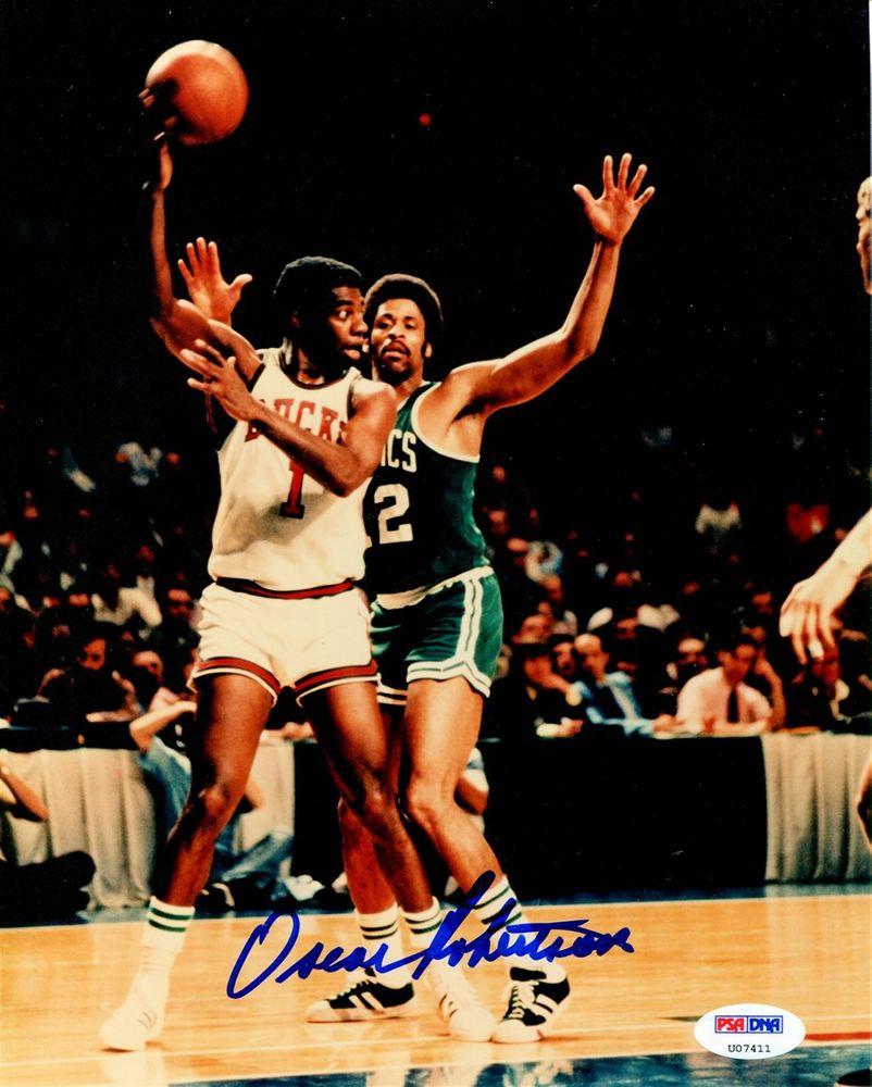 Basketball Oscar Robertson