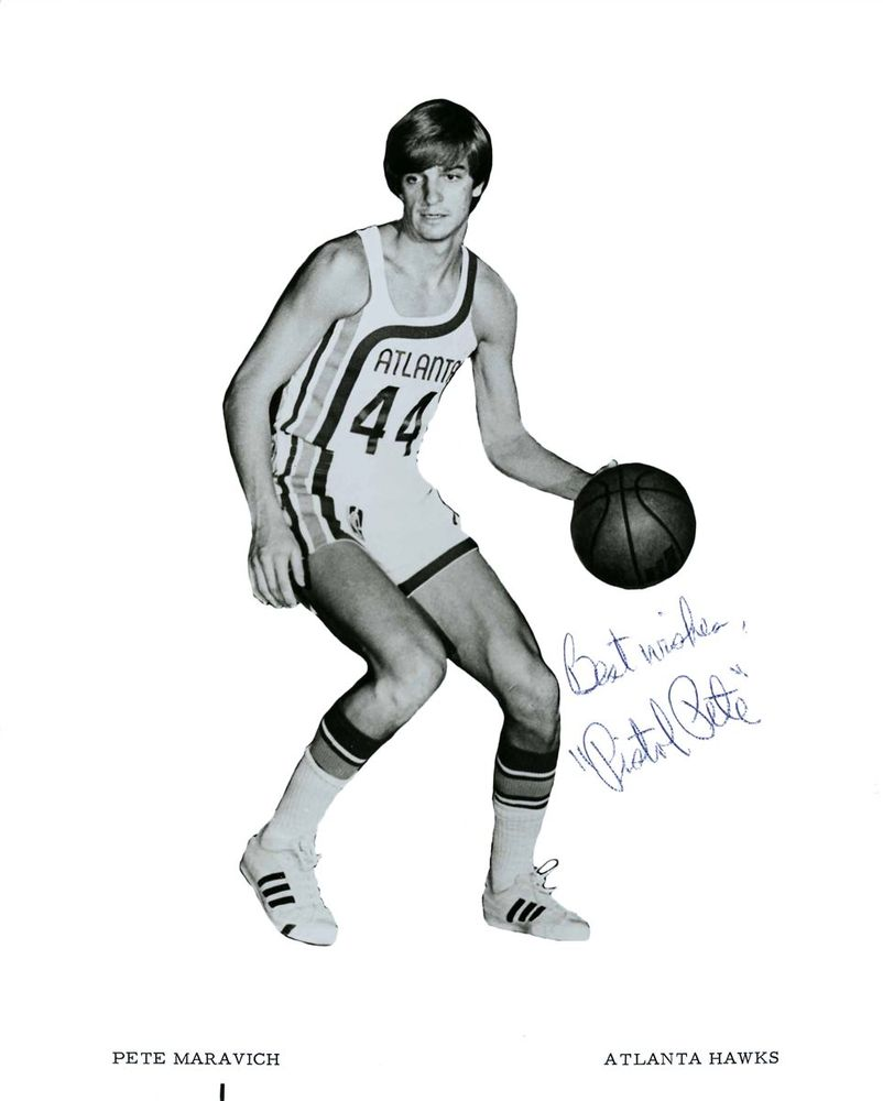 Basketball Pete Maravich