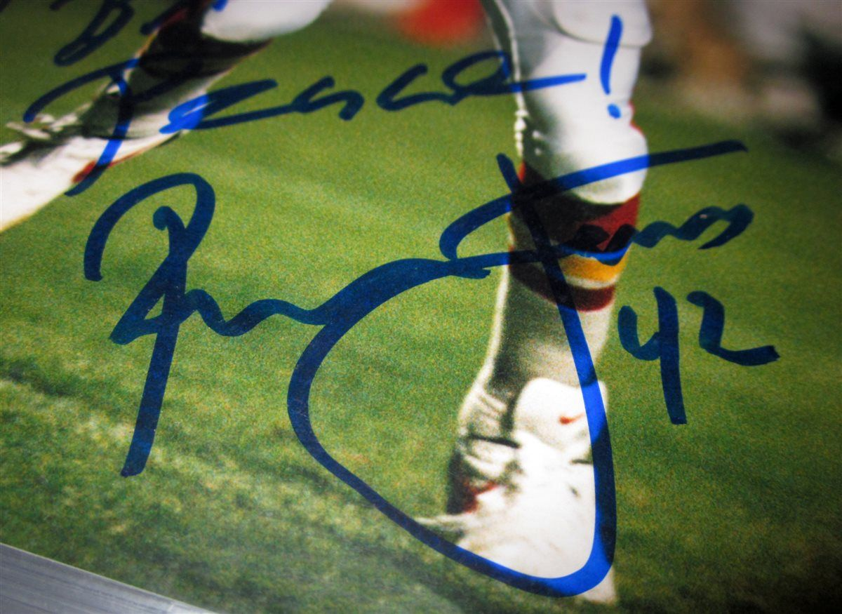 hot sale online 997cf 5d48a Football - Ronnie Lott - Images | PSA AutographFacts™