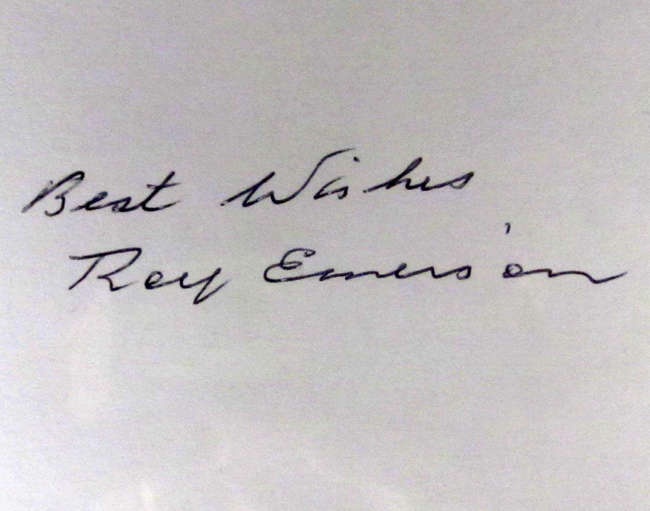 Tennis Roy Emerson